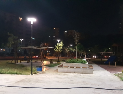 Mezitli Barbaros Park